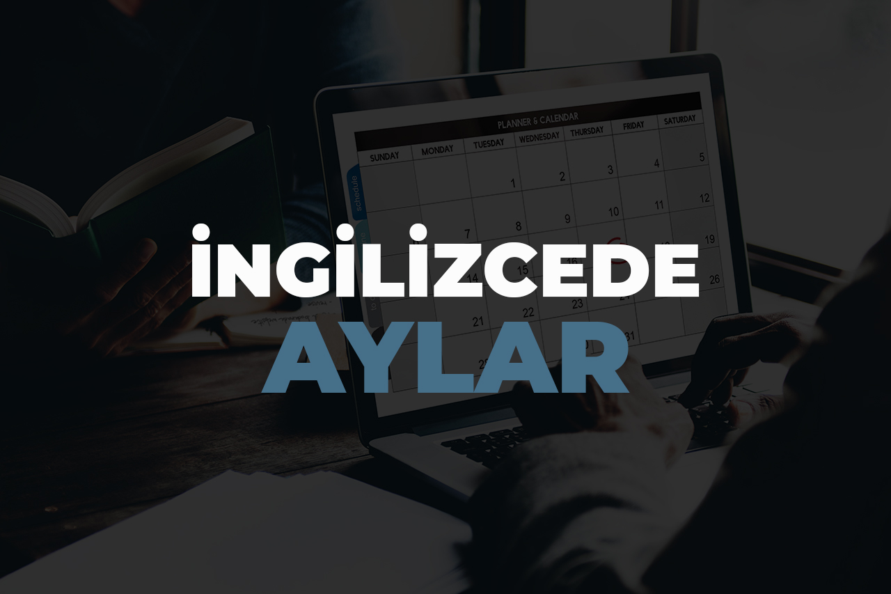 Active English İngilizcede Aylar